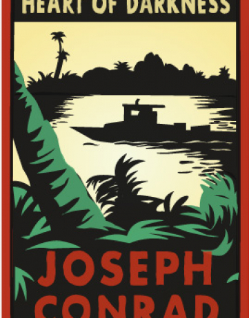 Mystery #1 for  Literary Snobs: Heart of Darkness by Joseph Conrad