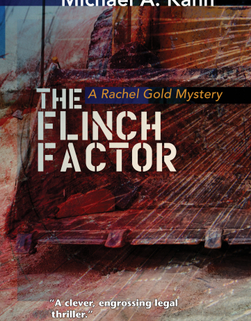 The Flinch Factor Named A Favorite Book of 2013