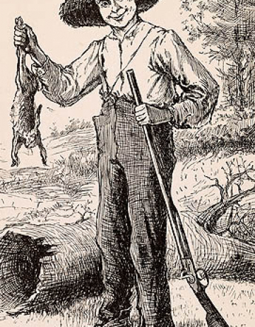 God or Huck Finn: Who Should Tell Your Story?